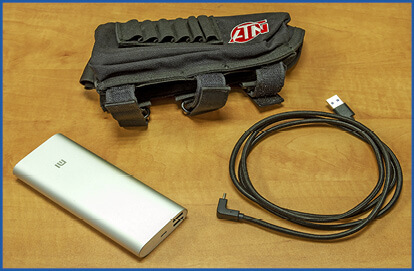 Extended-battery-life-weapons-package-Unpacking